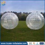 最近デザインTPU&PVC膨脹可能なZorb球、サッカーのZorbingの膨脹可能な球