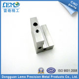 Titanium Alloy CNC Machined Parts voor Precision Electronical (lm-0526K)