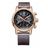 ステンレス鋼の男性用スポーツの自動腕時計