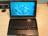 """Ordinateur portable en format large de Brown de crocodile de VGN-CR510E/T 14.1 """""""