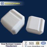 Cubi di ceramica del blocchetto dell'allumina di ceramica del rivestimento delle pulegge per vulcanizzazione di gomma