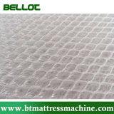 colchón respirable del bulto de la espuma de la memoria del Anti-Ácaro de la tela del acoplamiento 3D