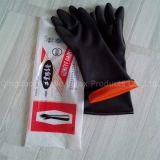 Ácido e Alkali Industrial Rubber Gloves/Work Glove