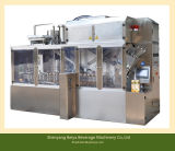 Máquina de rellenar líquida en fabricante de empaquetado del cartón
