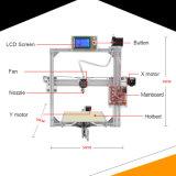 자동에게 수평하게 하기를 가진 Anet A2 DIY 탁상용 Fdm 3D 인쇄 기계