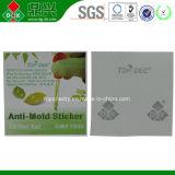 Etiqueta do molde do removedor do Mildew anti para o desodorizante & o desinfetante das sapatas dos sacos