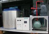 Máquina inmediata del fabricante de hielo de la escama de Lier 15t/Day con el Ce para los mariscos frescos