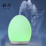 Difusor do aroma de Huaipu com luz do diodo emissor de luz (HP-1013-A-001)