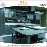 N&Lの家具の熱いデザインモジュラー純木の食器棚