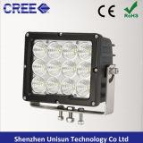 補助12V-60V 9inch 120Wのクリー族LED頑丈な作業ランプ