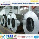 Espelho 316L laminado a alta temperatura da fonte da fábrica que termina a bobina inoxidável da chapa de aço