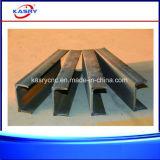 長方形の管正方形の管およびHのビーム打抜き機