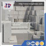 Bloco de pouco peso concreto ventilado esterilizado