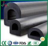 Guarnizione di gomma dell'espulsione del PVC del silicone/sigillo alla porta
