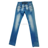 New popular 2014 Fashion Ladies Jeans con Skinny Cut