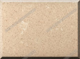 De kunstmatige Bovenkanten van de Staaf van de Oppervlakte van de Steen van het Kwarts Stevige voor Keuken