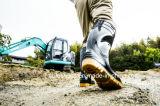 De hete Laarzen van de Veiligheid van de Verkoop, de Schoenen van het Werk