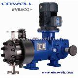 고압 압축 공기를 넣은 미터로 재는 펌프 격막 펌프