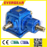 Ratio 1:1를 위한 T Series 90 Degree Gearboxes