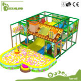 Campo de jogos interno personalizado dos miúdos fantásticos da boa qualidade