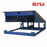 Piattaforma di caricamento per conservazione frigorifera/portello d'acciaio