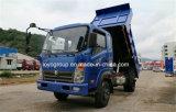 Caminhão de descarga de Sinotruk Cdw 115HP 4X2 para a venda
