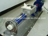 Xinglongの衛生キャビティフルーツジュースプロセスで使用される単一ねじポンプ
