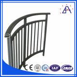 Profili di alluminio rivestiti della polvere