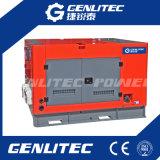 Охлаженный водой комплект генератора 10kVA Changchai молчком тепловозный