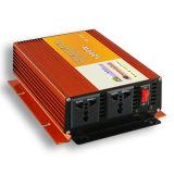 Горячее продавая 1200W DC-AC доработало инвертор 12V/24V-AC 110V/220V силы волны синуса с обязанностью USB