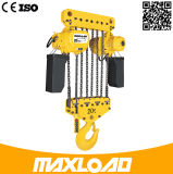 15t 5m Chain Hoist with Hook