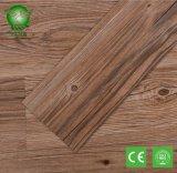 نظرت وإحساس من طبيعيّة خشبيّة حبة فينيل أرضية الصين صناعة