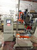 Máquina de acolchonamiento de la escoba doble del color del eje del CNC 2