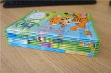 Impression faite sur commande de cahier de papeterie en bloc bon marché en gros d'école