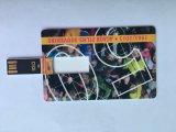 Il flash del USB della scheda di identificazione di affari di prezzi più bassi di promozione, la scheda 8GB dell'azionamento della penna comercia, scheda personale