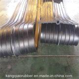 Arrêt en caoutchouc de l'eau de bord en acier avec les trous perforés à fixer