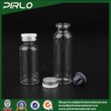 3ml 5ml 10ml 15ml 20ml 25ml rimuovono la bottiglia di vetro farmaceutica & lanciano fuori dalla protezione, bottiglia libera della medicina, fiala di vetro del siero