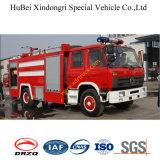 8ton Dongfeng EQ1141kj 153水普通消防車Euro3