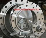 Flansch des Platten-Rohr-Ss316, flacher Schweißungs-Stahlrohr-Flansch der Platten-Sans1123