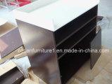 La aduana superficial sólida de acrílico clasificó Corian hecho tapa tablero de la vanidad