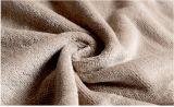 Van de Katoenen van de luxe het Buitengewoon brede Vastgestelde Pak jacquardHanddoek van 3 (geplaatste hotelhanddoek)