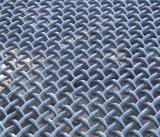 Высокая растяжимая сетка волнистой проволки для сетки экрана сетки минирование