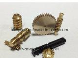 Глист проворной поставки точный/поставщик/фабрика шестерни китайские в массовом производстве