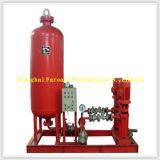 경마기수 펌프를 가진 안정시키는 펌프를 밀어주는 화재 싸움