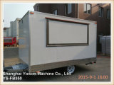 Ys-Fb350 3.5m Fiberglass Re-Enforced Panel Mobile Fast Food Kitchen Trailer card