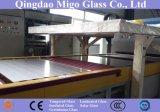 piastre di vetro solari completamente temperate di 3.2mm 4mm per il comitato solare ed il collettore solare