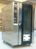 Печь зависящей конвекции подноса представления 10 электрическая для фабрики хлебопекарни