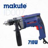 Foreuse électrique des outils 710W de la Chine Makute (ID007)