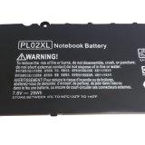 für Laptop HP-Pl02XL 7.6V 3720mAh befestigte Batterie für HP-Pavillion 11 X360 und HP 11-N010dx