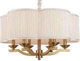 Candelabro de lâmpada pingente de moda popular (SL2060-6B)